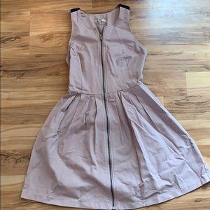 bb dakota bell shapes zipper dress.